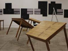"""A artista greco-brasileira Geórgia Kyriakakis expõe sua produção recente em """"Meridianas"""", na Funarte São Paulo. A mostra fica em cartaz do dia 22 até 2 de abril, das 10 as 21h. A entrada é Catraca Livre."""