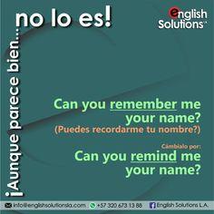 Recordarme tu nombre