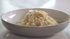 Want to know the best way to cook quinoa? Sophie Godwin shows you how to get the most from your grains.