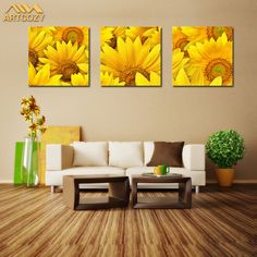 Artcozy Frameless Waterproof and Sun-resistant Wall Picture Canvas Painting Oil Paint Spray Printing Home Decoration paints //Price: $15.99 & FREE Shipping //     #decor #design