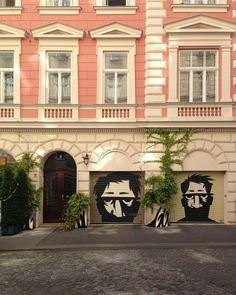 vienna day facades on a sunny saturday. Facades, Vienna, Mansions, House Styles, Home Decor, Decoration Home, Room Decor, Fancy Houses, Facade