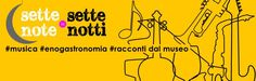 Siena  Santa Maria della Scala Museum Complex from 7th of November to 19th of December  It opens  every Thursday  from 9.00 pm to 11.00 pm You will find a mix of ART ; MUSIC , FOOD and WINE.  Here the link to the event ... only in Italian