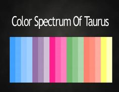 Color Spectrum (Astrology) - Astrologers' Community