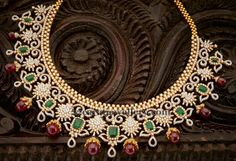 Jewellery Designs: Mind Blowing Latest Diamond Choker
