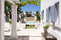 Lamia Bianca - villa with pool in Puglia, near the beaches