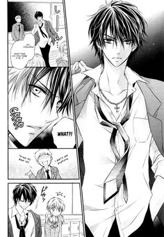 Akuma no Ichigo #manga #shoujo