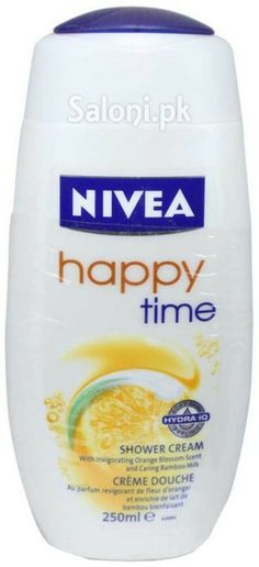 NIVEA HAPPY TIME SHOWER CREAM 250 ML Saloni™ Health