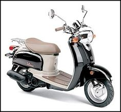 Yamaha's Vino 50 Scooter has been sold since Retro and peppy, the Vino 50 has been offered in and versions.