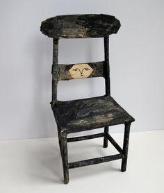 little waiting chair - cathy cullis
