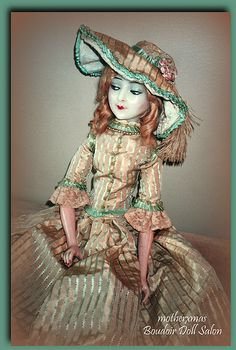 large wax boudoir doll | Flickr - Photo Sharing!