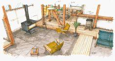 岡崎市 木造一戸建てリノベーション