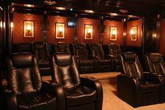Classy home theatre