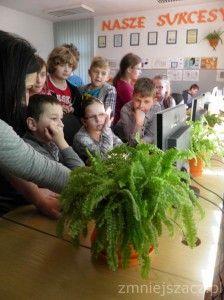 We wtorek 21.04.2015r. w naszej szkole została zorganizowana lekcja blogowania dla IV klasy, która wcześniej na j. polskim poznała tajniki pisania tradycyjnego dziennika i pamiętnika.