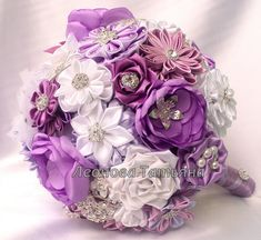 "Wedding Bouquet ""Lily"""