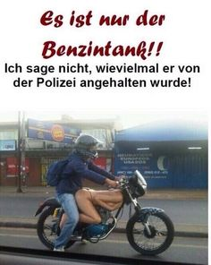 Foto Tierischer Humor, Man Humor, Cool Pictures, Funny Pictures, Biker Quotes, Love And Lust, Crazy Quotes, Adult Humor, Really Funny