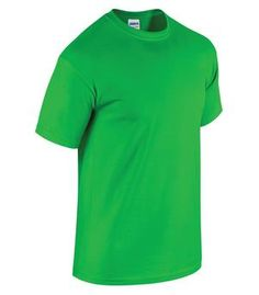 """GILDAN® HEAVY COTTON™ T-SHIRT. #5000 -  8.9-oz, 100% cotton preshrunk jersey knit Taped neck and shoulders. Quarter-turned. 7/8"""" rib knit collar. For details on how to order this item with your logo branded on it contact ww.fivetwentyfour.ca #promoitems #promoproducts #gildan #5000"""
