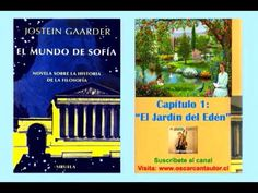 El Mundo de Sofía en pdf (Descarga gratuita) – Libros Gratis en PDF Zac Efron, Beautiful Flowers, My Books, Youtube, Places To Visit, World, Music, Chicago, Blue
