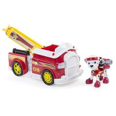 Paw Patrol - Marshall's All Stars Fire Truck - Vehicle and Figure Paw Patrol Figures, Paw Patrol Toys, Paw Patrol Party, Skye Paw Patrol Cake, Paw Patrol Cake Toppers, Paw Patrol Birthday Girl, Sonic Party, Paw Patrol Invitations, Diy Barbie Clothes