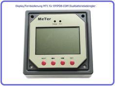 Display/Fernbedienung MT1 für EPIPC-COM Laderegler 1971