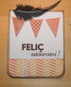 eLoRoEsUnMeTaL: Tarjeta Aniversari