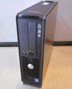 Dell Optiplex 580 AMD ATHLON II X2 @ 2.80GHz 4GB RAM Desktop Computer no HDD