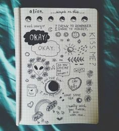 tumblr doodles grunge - Google Search