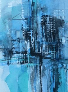 Supporting our NHS - Turning the Gallery Blue by Louise Naimian Gallery, Blue, Roof Rack