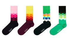 Diamond Socks - 4 Pairs | MONOQI #bestofdesign