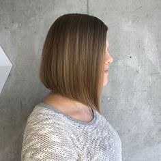 | A S Y M M E T R Y | @linasmakeupandhair . . Asymmetry - we all feel a little off balance from time to time.  Aline cuts are our favourite kinds of cuts because it requires a lot of precision and perfectionism. . . . . . #bobcutstyle #bobcut #bobhaircuts #bobcuts #womenshaircuts #womenshairstyles #womenshair #bluntcutbob #bluntcuts #bluntcuts #hairtrends2019 #straightcut #blondebob #blondehaircut #citiesbesthairartist #torontohair #torontohairsalon #torontostylist #torontohairstylist… Bob Cut Styles, Hair Trends 2018, Blonde Haircuts, Blunt Cuts, Blonde Bobs, Straight Cut, Hair Inspiration, Salons, Stylists