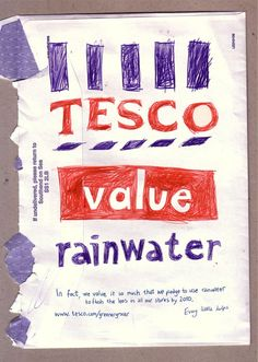 Tesco, Premiere Storyboards Our Values, Storyboard, Facts, Lettering, Drawing Letters, Brush Lettering