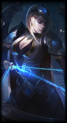 Championship Ashe -League of Legends
