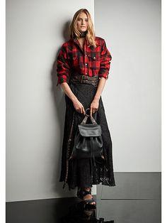 ddf0088cd5d Buffalo Plaid Western Shirt - Collection Apparel Long-Sleeve - RalphLauren.com  Top Sales