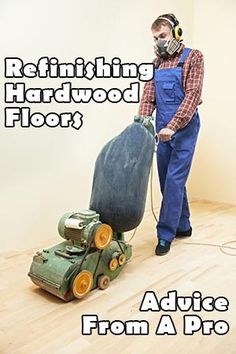 Professional floor refinisher breaks down, step by step how to refinish hardwood floors yourself.