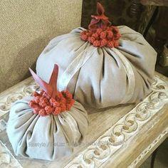 Handmade Pumpkins make the perfect accent to any room! #restylechicago #fall #pumpkin https://www.instagram.com/p/BMEzS95hPPB/