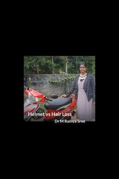 Edited Version! Working Woman. Helmet Vs Hairloss. Safety Vs Beauty. #helmet #hairloss #scooty #vega Stop Hair Loss, Prevent Hair Loss, Vs, Working Woman, About Hair, Helmet, Safety, Beauty, Women