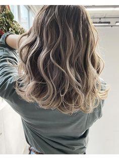 Hair Streaks, Hair Highlights, Hair Colour Design, Hair Color, Hair Arrange, Auburn Hair, Aesthetic Hair, Creative Hairstyles, Love Hair