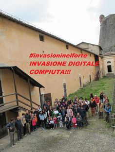 Forte di Gavi #invasionecompiuta #invasioninelforte #invasionidigitali @fortedigavi