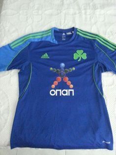 panathinaikos 2nd kit 2013-14