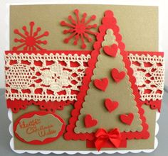 Lace & Love at Christmas