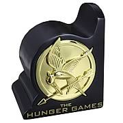 The Hunger Games Movie Merchandise - Mockingjay Sculptural Bookend