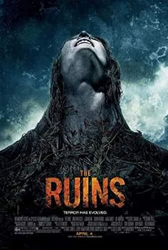 Scary Movies, Great Movies, Horror Movies, Jena Malone, The Ruins Movie, The Ruins 2008, Wax Museum, English Movies
