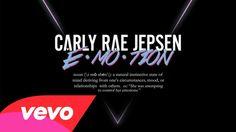 - ( '.AUDIO.' ) - 'CARLY RAE JEPSEN - 'EMOTION -