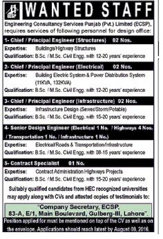 Urgent Jobs Opportunities In Lahore Transport Company Punjab For