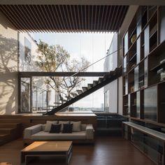 Zonic Vision Office / Stu/D/O Architects