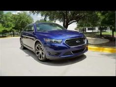 2013 Ford Taurus SHO Review & Test-Drive by The Car Pro
