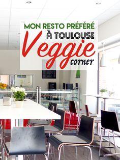 Franck, gérant de veggie corner, nous fait découvrir le concept de son restaurant vegan à Toulouse.