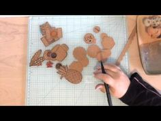 DIY Embellishments: Cork - YouTube