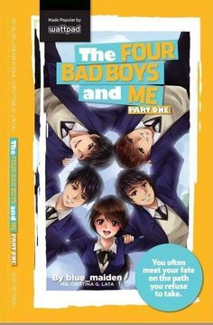 The Four Bad Boys And Me (Published) - Wattpad Wattpad Published Books, Wattpad Book Covers, Wattpad Books, Wattpad Stories, Pop Fiction Books, Retirement Survival Kit, Books To Read, My Books, Wattpad Quotes