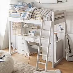 Teen Girl Bedrooms dreamy info - From cool to super dreamy help. Sectioned in teen girl bedrooms small space , nicely imagined on this perfect date 20190321 Dorm Room Designs, Bunk Bed Designs, Girl Bedroom Designs, Bedroom Ideas, Bedroom Decor Kids, Teen Bedroom Furniture, Loft Furniture, Dark Furniture, Bedroom Lamps