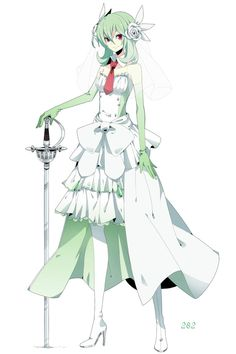 Day If you could be any pokemon, what would you be? Maybe Gardevoir human version gijinka pokemon, gardevoir Pokemon Film, Mega Pokemon, Cosplay Pokemon, Manga Kawaii, Manga Anime, Anime Art, Pokemon Human Form, Character Art, Character Design